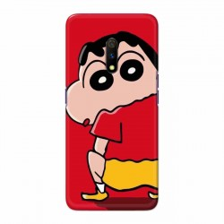 Buy Oppo Realme X Shin Chan Mobile Phone Covers Online at Craftingcrow.com