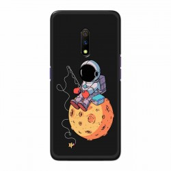 Buy Oppo Realme X Space Catcher Mobile Phone Covers Online at Craftingcrow.com