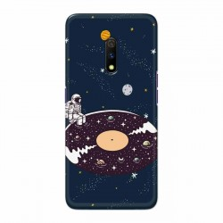 Buy Oppo Realme X Space DJ Mobile Phone Covers Online at Craftingcrow.com
