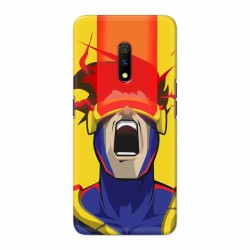 Buy Oppo Realme X The One eyed Mobile Phone Covers Online at Craftingcrow.com
