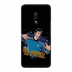 Buy Oppo Realme X Trek Yourslef Mobile Phone Covers Online at Craftingcrow.com
