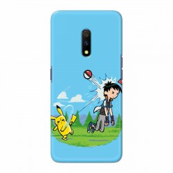 Buy Oppo Realme X Knockout Mobile Phone Covers Online at Craftingcrow.com