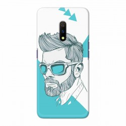 Buy Oppo Realme X Kohli Mobile Phone Covers Online at Craftingcrow.com