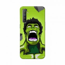 Buy Oppo Realme XT Rage Hulk Mobile Phone Covers Online at Craftingcrow.com
