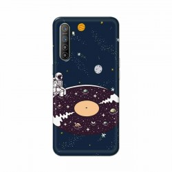 Buy Oppo Realme XT Space DJ Mobile Phone Covers Online at Craftingcrow.com