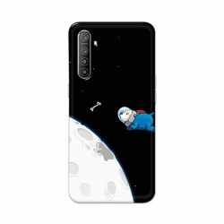 Buy Oppo Realme XT Space Doggy Mobile Phone Covers Online at Craftingcrow.com