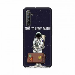 Buy Oppo Realme XT Time to Leave Earth Mobile Phone Covers Online at Craftingcrow.com