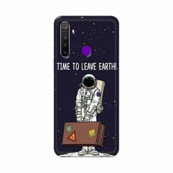 Buy Realme 5 Time to Leave Earth Mobile Phone Covers Online at Craftingcrow.com
