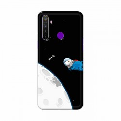 Buy Realme 5 Pro Space Doggy Mobile Phone Covers Online at Craftingcrow.com