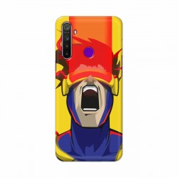 Buy Realme 5 Pro The One eyed Mobile Phone Covers Online at Craftingcrow.com