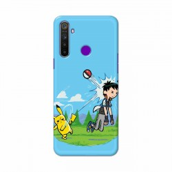 Buy Realme 5 Pro Knockout Mobile Phone Covers Online at Craftingcrow.com