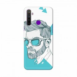 Buy Realme 5 Pro Kohli Mobile Phone Covers Online at Craftingcrow.com