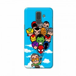 Buy Samsung A6 Plus Excelsior Mobile Phone Covers Online at Craftingcrow.com