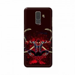 Buy Samsung A6 Plus Iron Spider Mobile Phone Covers Online at Craftingcrow.com