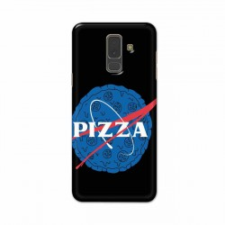 Buy Samsung A6 Plus Pizza Space Mobile Phone Covers Online at Craftingcrow.com