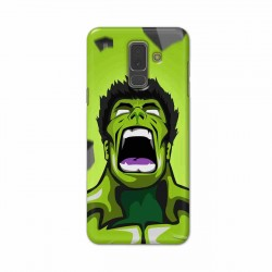 Buy Samsung A6 Plus Rage Hulk Mobile Phone Covers Online at Craftingcrow.com