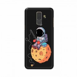 Buy Samsung A6 Plus Space Catcher Mobile Phone Covers Online at Craftingcrow.com