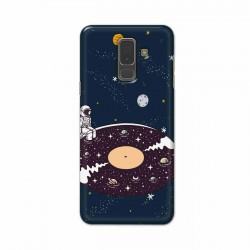Buy Samsung A6 Plus Space DJ Mobile Phone Covers Online at Craftingcrow.com