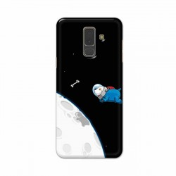 Buy Samsung A6 Plus Space Doggy Mobile Phone Covers Online at Craftingcrow.com