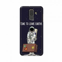 Buy Samsung A6 Plus Time to Leave Earth Mobile Phone Covers Online at Craftingcrow.com