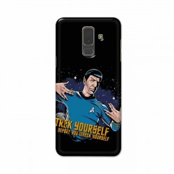 Buy Samsung A6 Plus Trek Yourslef Mobile Phone Covers Online at Craftingcrow.com