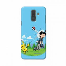 Buy Samsung A6 Plus Knockout Mobile Phone Covers Online at Craftingcrow.com
