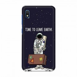 Buy Samsung Galaxy A10 Time to Leave Earth Mobile Phone Covers Online at Craftingcrow.com