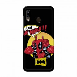 Buy Samsung Galaxy A20 I am the Knight Mobile Phone Covers Online at Craftingcrow.com