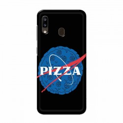 Buy Samsung Galaxy A20 Pizza Space Mobile Phone Covers Online at Craftingcrow.com