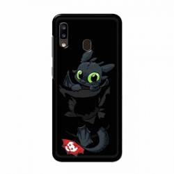 Buy Samsung Galaxy A20 Pocket Dragon Mobile Phone Covers Online at Craftingcrow.com