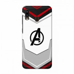 Buy Samsung Galaxy A20 Quantum Suit Mobile Phone Covers Online at Craftingcrow.com