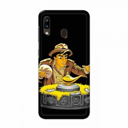 Buy Samsung Galaxy A20 Raiders of Lost Lamp Mobile Phone Covers Online at Craftingcrow.com