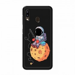 Buy Samsung Galaxy A20 Space Catcher Mobile Phone Covers Online at Craftingcrow.com
