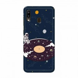 Buy Samsung Galaxy A20 Space DJ Mobile Phone Covers Online at Craftingcrow.com