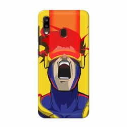 Buy Samsung Galaxy A20 The One eyed Mobile Phone Covers Online at Craftingcrow.com