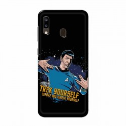 Buy Samsung Galaxy A20 Trek Yourslef Mobile Phone Covers Online at Craftingcrow.com