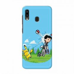 Buy Samsung Galaxy A20 Knockout Mobile Phone Covers Online at Craftingcrow.com