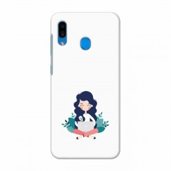 Buy Samsung Galaxy A30 Busy Lady Mobile Phone Covers Online at Craftingcrow.com