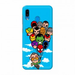 Buy Samsung Galaxy A30 Excelsior Mobile Phone Covers Online at Craftingcrow.com