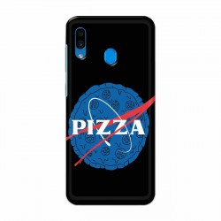Buy Samsung Galaxy A30 Pizza Space Mobile Phone Covers Online at Craftingcrow.com