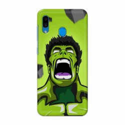 Buy Samsung Galaxy A30 Rage Hulk Mobile Phone Covers Online at Craftingcrow.com