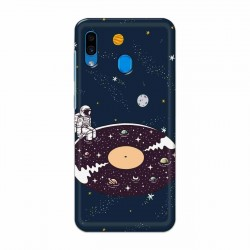 Buy Samsung Galaxy A30 Space DJ Mobile Phone Covers Online at Craftingcrow.com