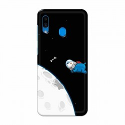 Buy Samsung Galaxy A30 Space Doggy Mobile Phone Covers Online at Craftingcrow.com