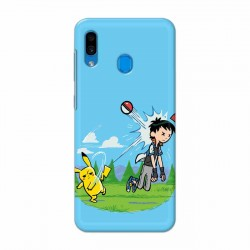 Buy Samsung Galaxy A30 Knockout Mobile Phone Covers Online at Craftingcrow.com