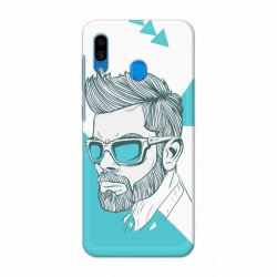 Buy Samsung Galaxy A30 Kohli Mobile Phone Covers Online at Craftingcrow.com