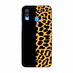 Buy Samsung Galaxy A40 Leopard Mobile Phone Covers Online at Craftingcrow.com