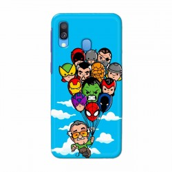 Buy Samsung Galaxy A40 Excelsior Mobile Phone Covers Online at Craftingcrow.com