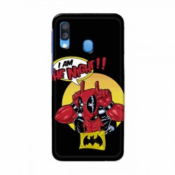 Buy Samsung Galaxy A40 I am the Knight Mobile Phone Covers Online at Craftingcrow.com