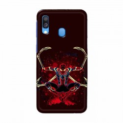 Buy Samsung Galaxy A40 Iron Spider Mobile Phone Covers Online at Craftingcrow.com