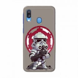 Buy Samsung Galaxy A40 Jedi Mobile Phone Covers Online at Craftingcrow.com